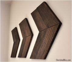 Top 10 Wonderful DIY Wood Wall Art