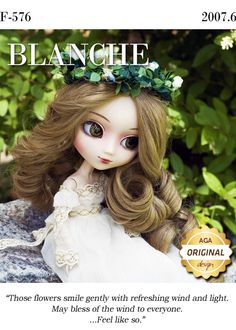 Pullip Blanche (F-576) - Do you have her?