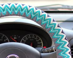 Steering wheel cover bow wheel car accessories lilly heated for girls interior aztec monogram tribal camo cheetah sterling chevron zigzag - Tap The Link Now To Find More Fun and Functional Gadgets for your Awesome Ride Car Accessories For Girls, Jeep Accessories, Family Car Decals, Chevron, Car Essentials, Car Hacks, Jeep Cars, Car Wheels, Steering Wheels