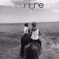 Essere sempre se stessi; in ogni luogo ed in ogni circostanza. This is Contrestyle!  Always be yourself; everywhere and in all circumstances. This is Contrestyle!  #salento #horses #wild #nature #blackandwhite #cute #fashion #instamood #contrestyle  @gabrielailiescu & @simodt  www.contre.it