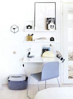 Muuto Restore basket + String desk