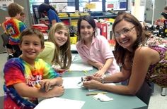 In Florida, a teacher brings science alive for first through fourth grade students with 23 classes a week using a Pitsco Missions lab.
