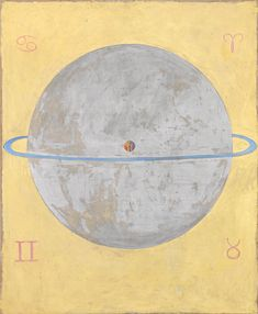 Starseed_ Abstract Pioneer Hilma Af Klint | Collectivus