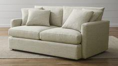 Lounge II Apartment Sofa | Crate and Barrel GRANDEUR PARFAITE