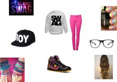 """""""SaWg"""" by daniellehenderson on Polyvore"""