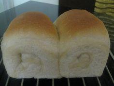 Pan blanco estilo japonés