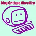 Review Your Blog [a Blog Critique Checklist] by Crafterminds