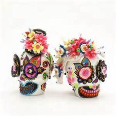 Sugar Skull Bride and Groom - Bing images