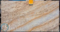 Colonial Gold - Slab View