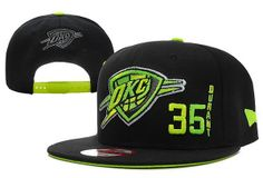 Oklahoma City Thunder Snapback Hats
