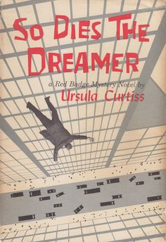 So Dies the Dreamer , 1960 One of two fathers  of  The Mad Men Title Sequence - jacket cover design from the book So Dies The Dreamer along with the Vertigo poster by Saul Bass.
