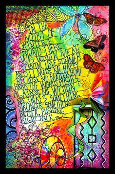 Art Journal 10-14-12 by fluteforthought, via Flickr