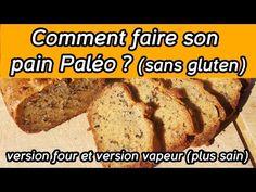 Recette de pain Paléo sans gluten