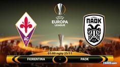 Nhận định Fiorentina vs PAOK