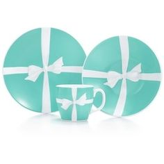 Oh please please please....Tiffany China?!?!  YES!!!!!!!