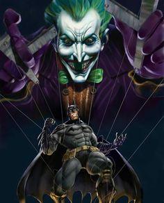 The Joker The Puppet Master