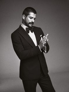 Burak Özçivit  I'm not a fan of a big moustache but in this case, I'll make an exception.