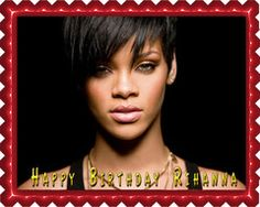 Rihanna 2 Edible Cake & Cupcake Topper – Edible Prints On Cake (EPoC)