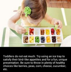 Kids snack tray