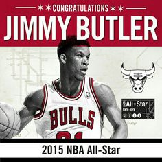 Congratulations @jimmybutler!#NBAAllStarNYC
