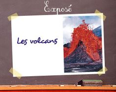 Faire un exposé sur les volcans Montessori, Art, How To Make Volcano, Earth Science, Volcanoes, Elementary Schools, Art Background, Kunst, Performing Arts