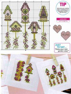 Gallery.ru / Фото #1 - Cross Stitch Card Shop 54 - WhiteAngel