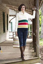 Ravelry: #20 Hudson's Bay Pullover pattern by Cathy Carron