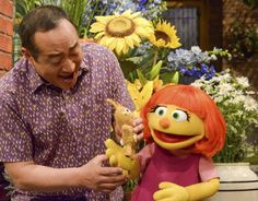 Meet Julia, a Muppet with autism — and the newest character on 'Sesame Street'
