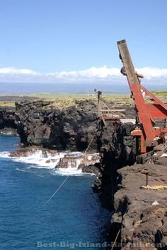 South Point Hawaii Cliff Jumping ::been here!::