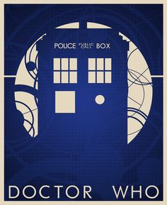 Doctor Who Poster by ~WormDog1 on deviantART