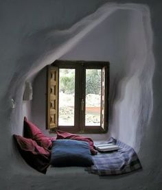 "Somewhere cozy... ""Think before you speak. Read before you think.""  ― Frances Ann Lebowitz, The Fran Lebowitz Reader"