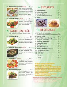 Loving Hut | Naples | Vegan Cuisine | Menu