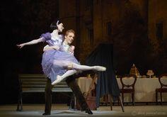 Sarah Lamb as Alice and Steven McRae as Jack - Alice's Adventures in Wonderland - Royal Ballet