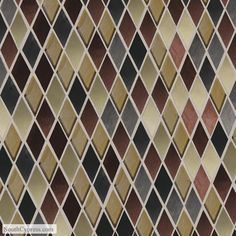 Shimmer Copper Blend featured on the Harlequin Tile page from South Cypress.