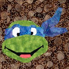 Fandom In Stitches: Donatello