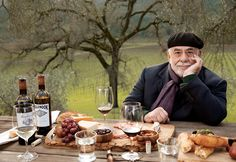 VINTAGE BLENDFrancis Ford Coppola, photographed at his Inglenook winery, in the Napa Valley, California. Photograph by Sam Jones. Secret Life, The Secret, Betty Ford, Francis Ford Coppola, Mary Pickford, White Bean Soup, Billie Holiday, Marvel Films, Italian Wine