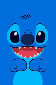 I really love how this was done, blending Stitch into the background. #Disney #LiloandStitch