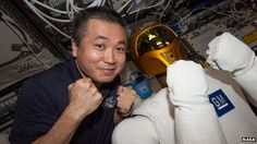 @Stephanie Anderson's Robonaut 2 scrubs up for space surgery