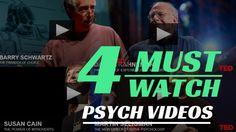 Must-Watch Psychology Videos