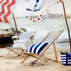 Strandliege ikea  Two sun loungers on a jetty. | Ikea Outdoor Revamp | Pinterest ...