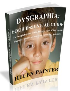 Dysgraphia: Your Essential Guide-- Pinner says: My son Will has this. No one had ever heard of it when he went thru school. NOW someone writes a book about it! Who knew! Memory Strategies, Books On Tape, Dysgraphia, Sensory Integration, Life Crisis, Learning Styles, Learning Disabilities, Writing A Book, Dyslexia