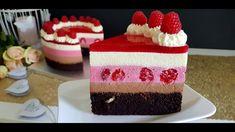 Mousse Cake, Vanilla Cake, Ale, Cheesecake, Birthday Cake, Sweets, Desserts, Food, Youtube