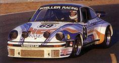 1976 Porsche 934  Porsche (2.993 cc.) (T)  Claude Haldi  Florian Vetsch