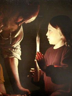 San José Carpintero Pintor: Georges de La Tour Museo del Louvre Dutch Still Life, Light My Fire, Chiaroscuro, Portraits, Old Master, Famous Artists, Beautiful Artwork, Impressionism, Sculpture Art