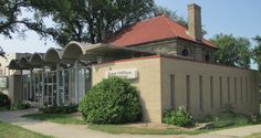 The former Carnegie library in Fergus Falls, Minnesota. (Jordan McAlister/Flickr) From: How Andrew Carnegie Built the Architecture of American Literacy - CityLab