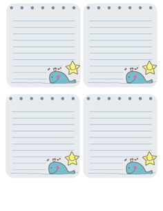 Printable Blank Lunch Box Notes I Plan On Writing Encouraging