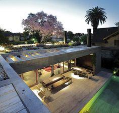 Casa L, en Buenos Aires by Mathias Klotz & Edgardo Minond - ARQA
