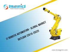 IT Robotic Automation - Global Market Outlook (2015-2022). For More Info: http://goo.gl/DZbYUF. #marketresearch, #ITroboticautomation
