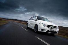 2014 Mercedes-Benz A-Class and B-Class ECO models