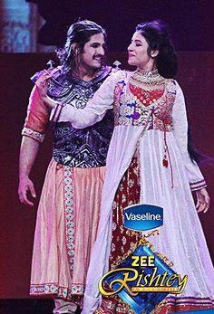 Rajjat and Paridhis performance at the ZRA